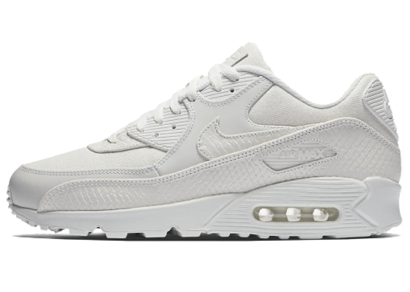 Air Max 90 Summit Whiteの写真