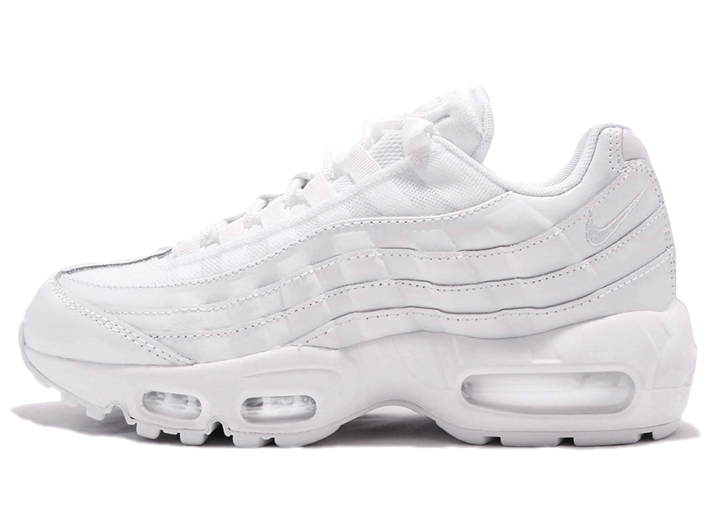Air Max 95 Summit Whiteの写真