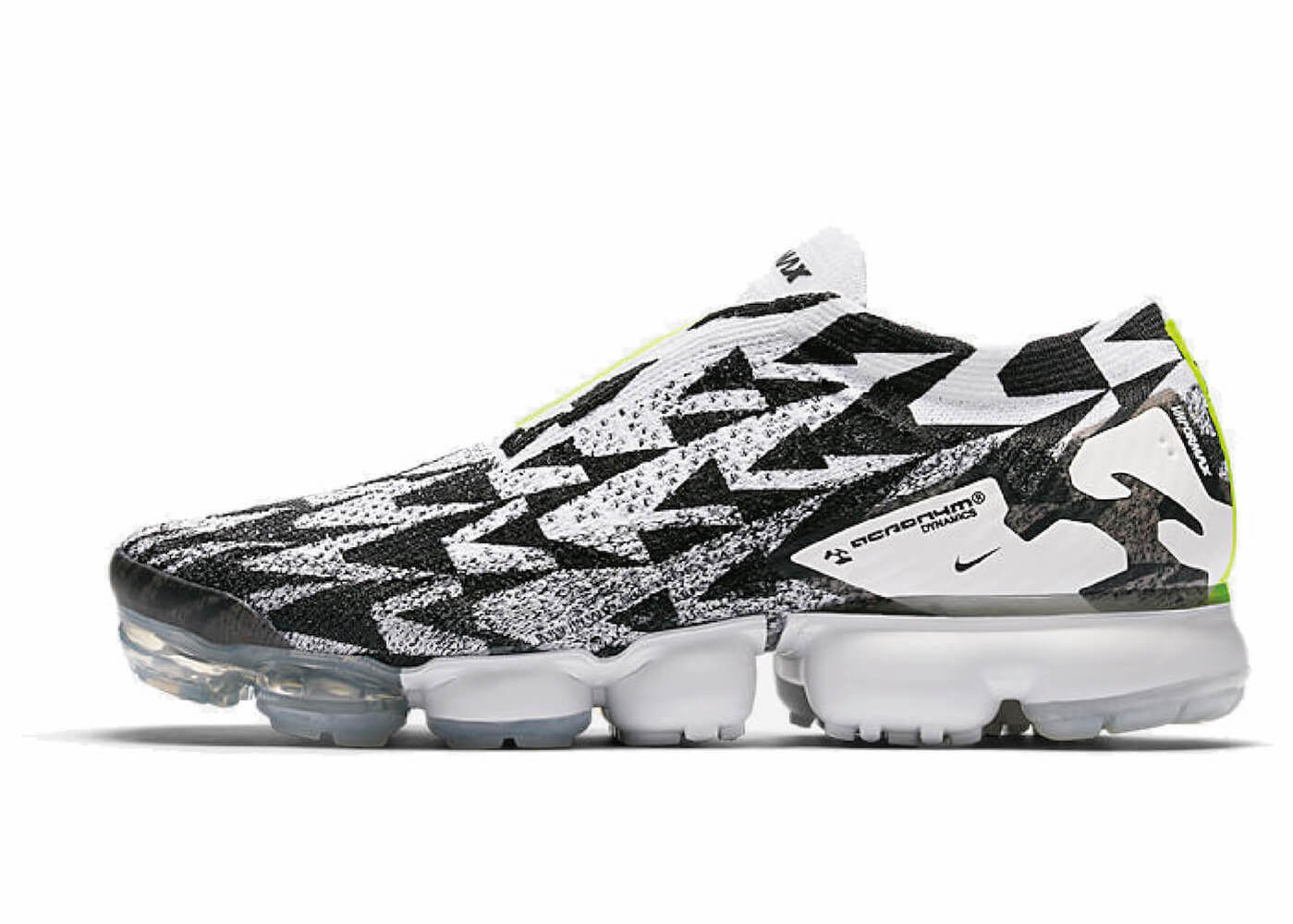 ACRONYM × NIKE VAPORMAX MOC2 LIGHT BONEの写真