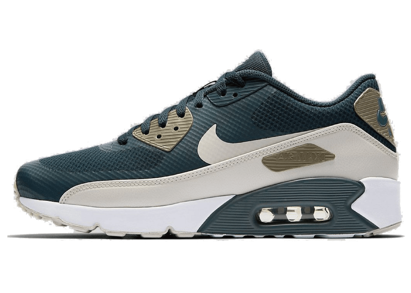 Air Max 90 Ultra 2.0 Blue Fox Light Boneの写真