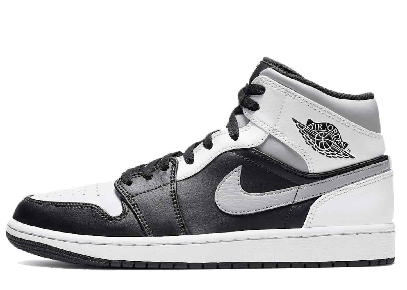 Nike Air Jordan 1 Mid White Shadowの写真