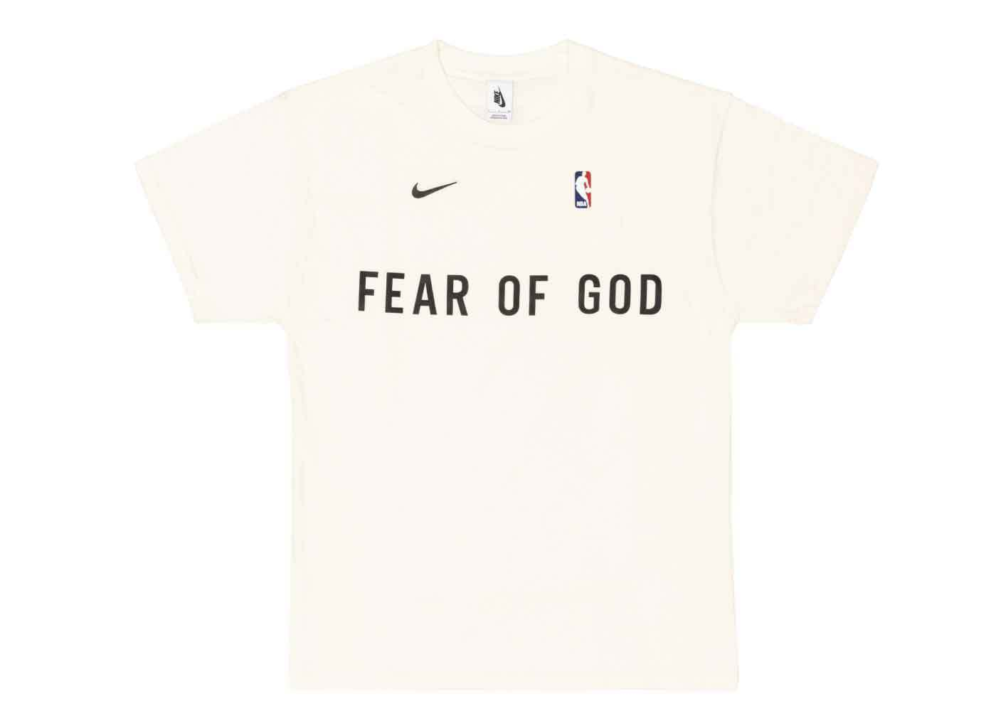 Nike × Fear of God M NRG W TOP Pale Ivoryの写真