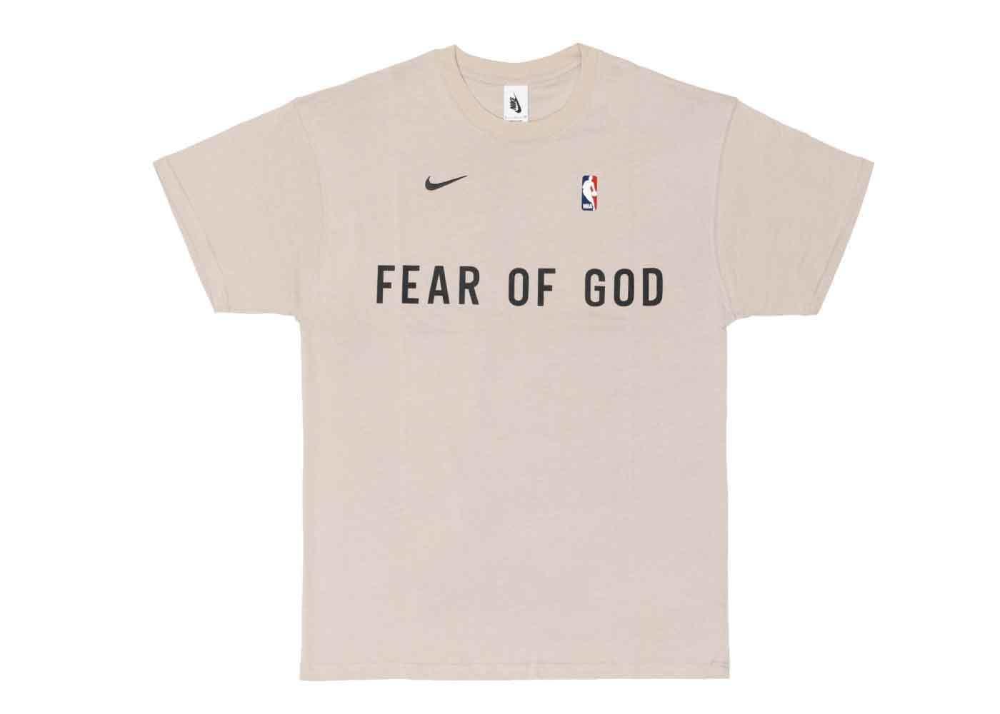 Nike × Fear of God M NRG W TOP Oatmealの写真