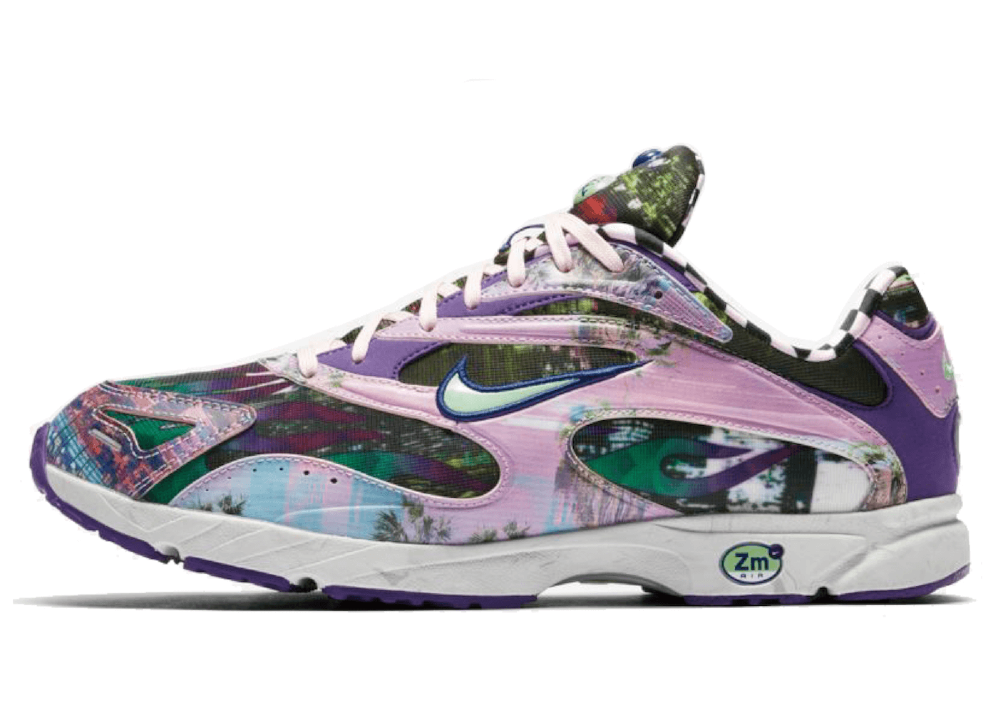 "NIKE ZOOM STREAK SPECTRUM PLUS ""VAPORWAVE"" COURT PURPLEの写真"