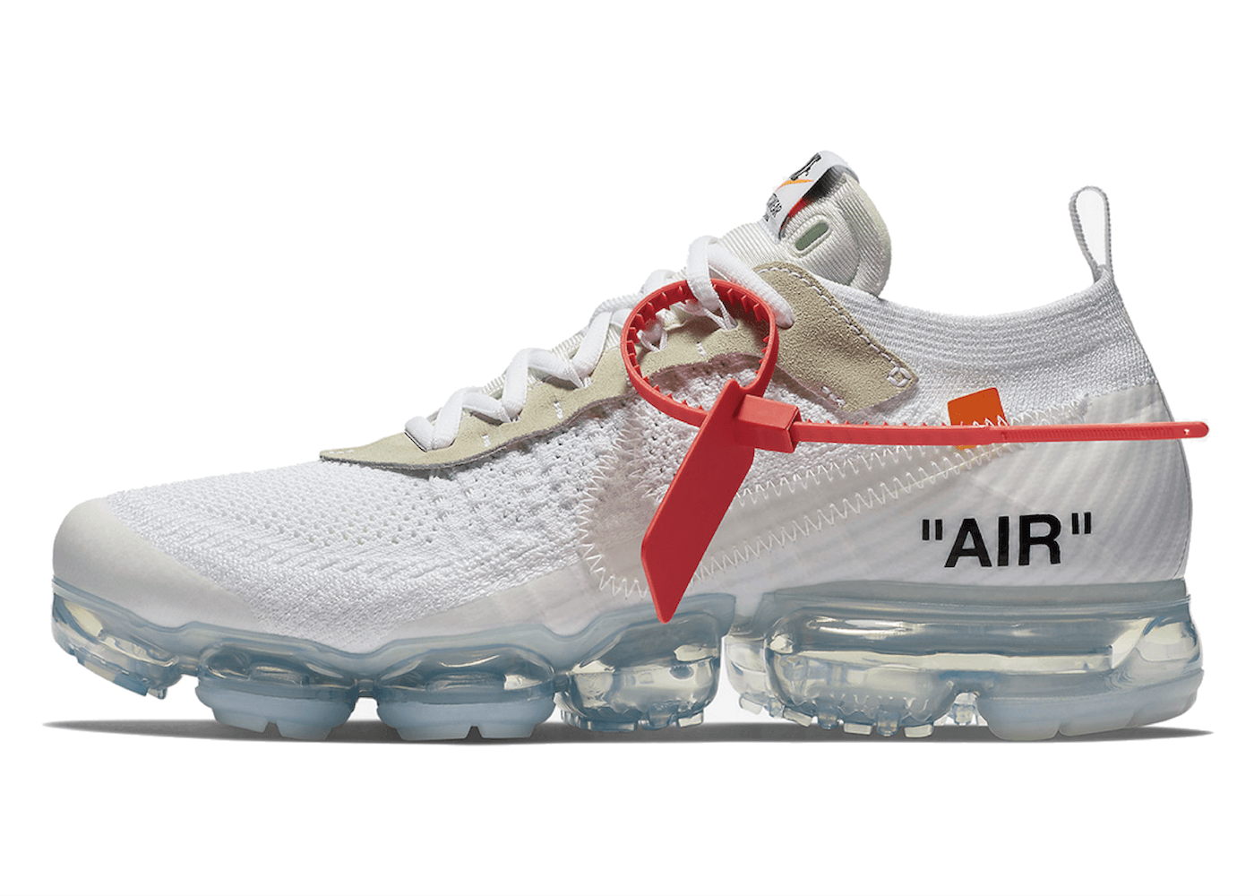 Off-White × Nike The 10 Air Vapormax Whiteの写真