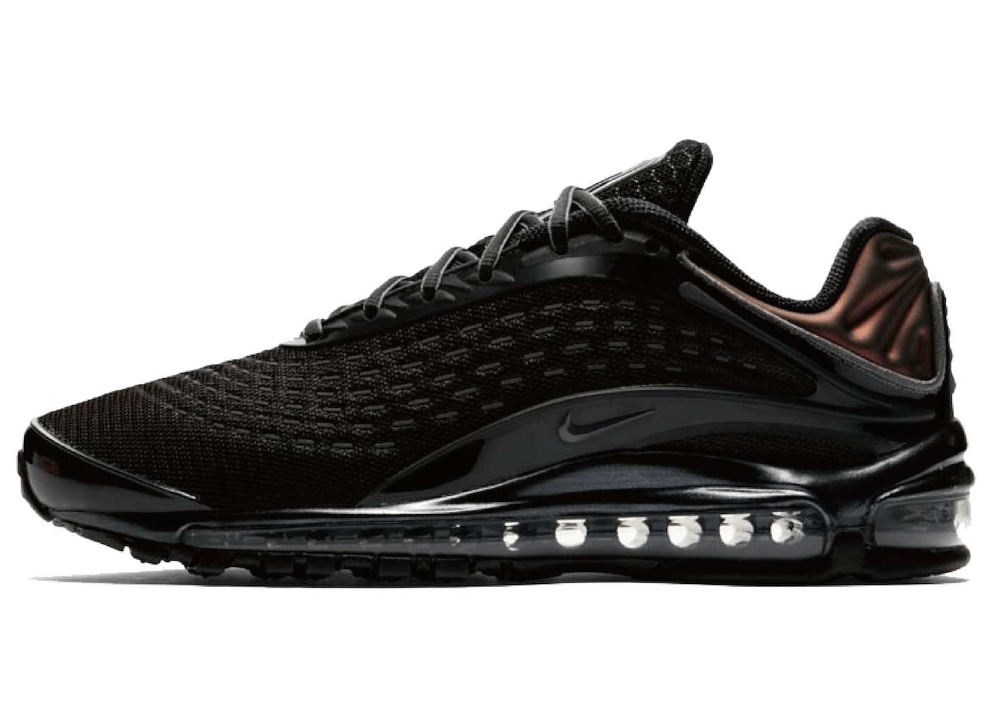"NIKE AIR MAX DELUXE ""BLACK/DARK GREY""の写真"