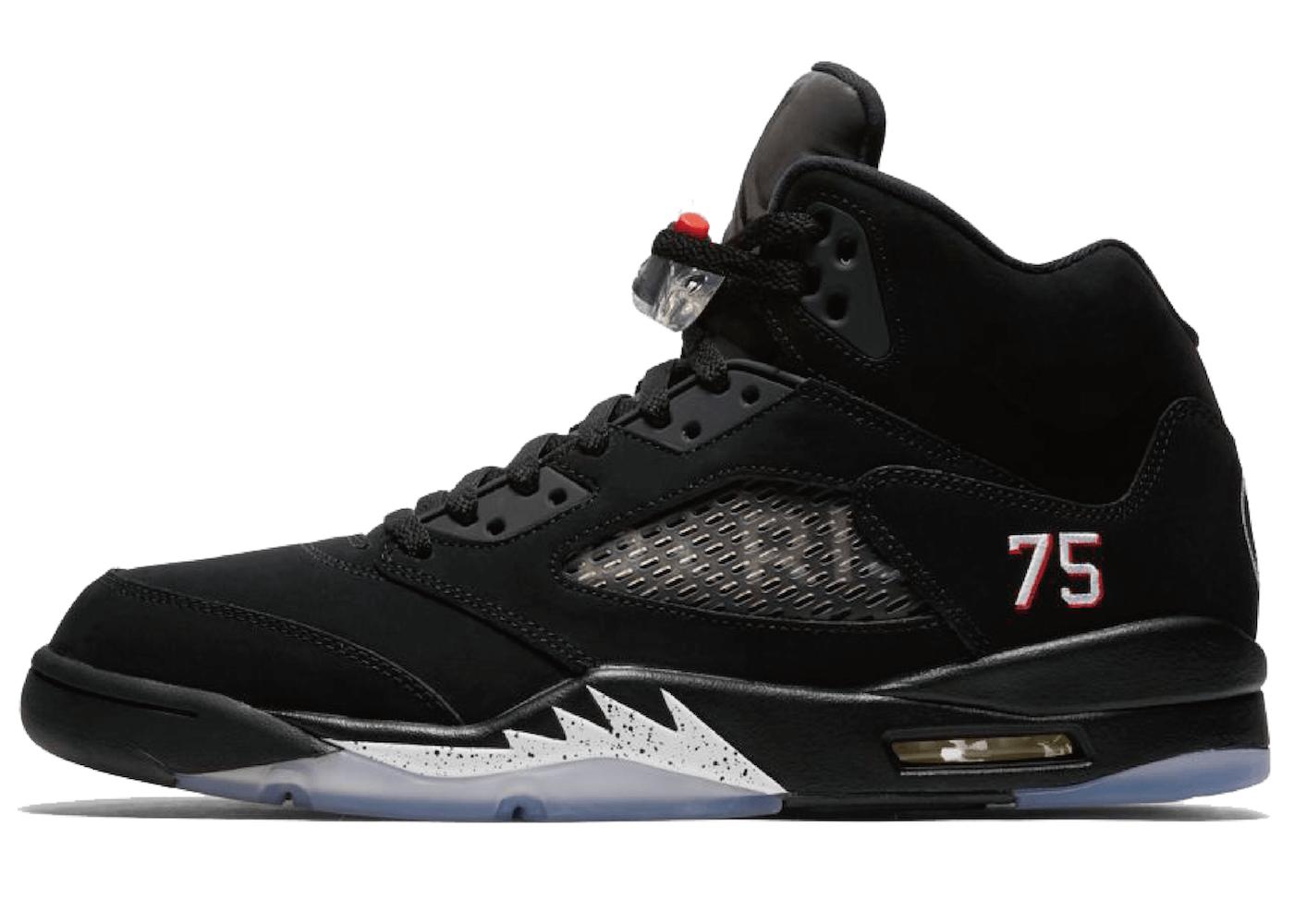 PSG × Nike Air Jordan 5 の写真