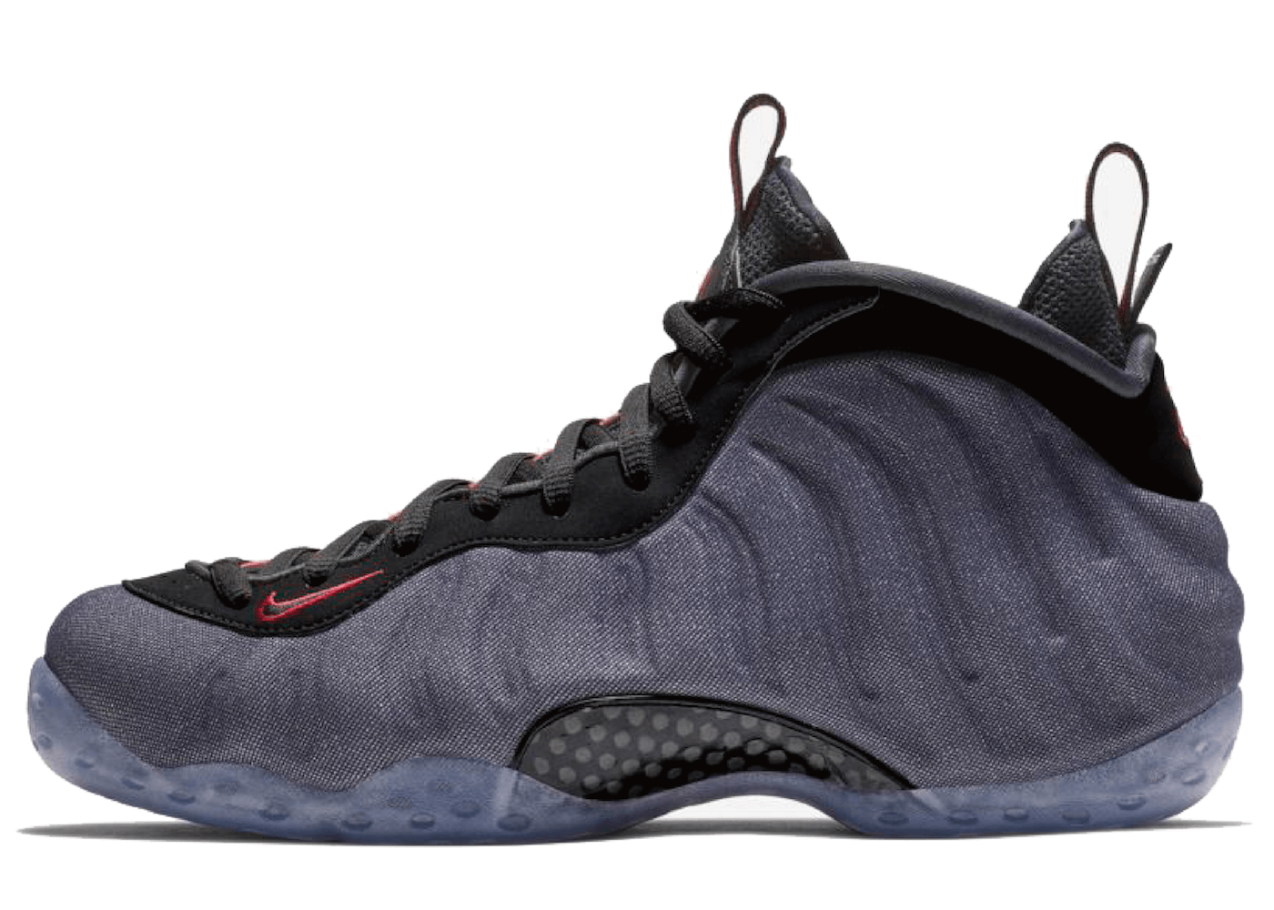Nike Air Foamposite One Denimの写真