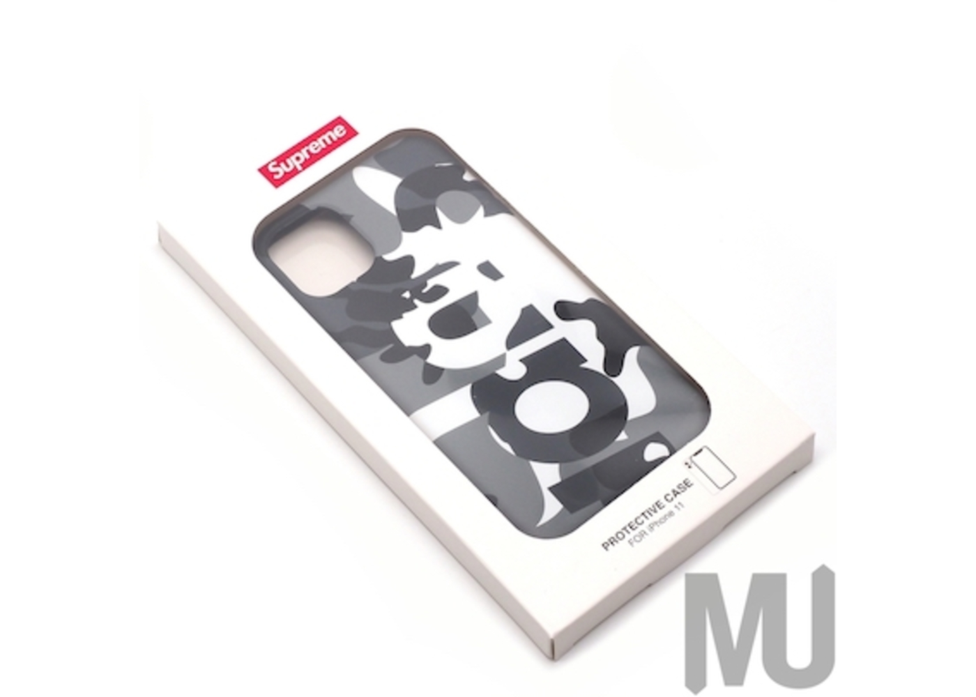 Supreme Camo iPhone Case Snow Camoの写真