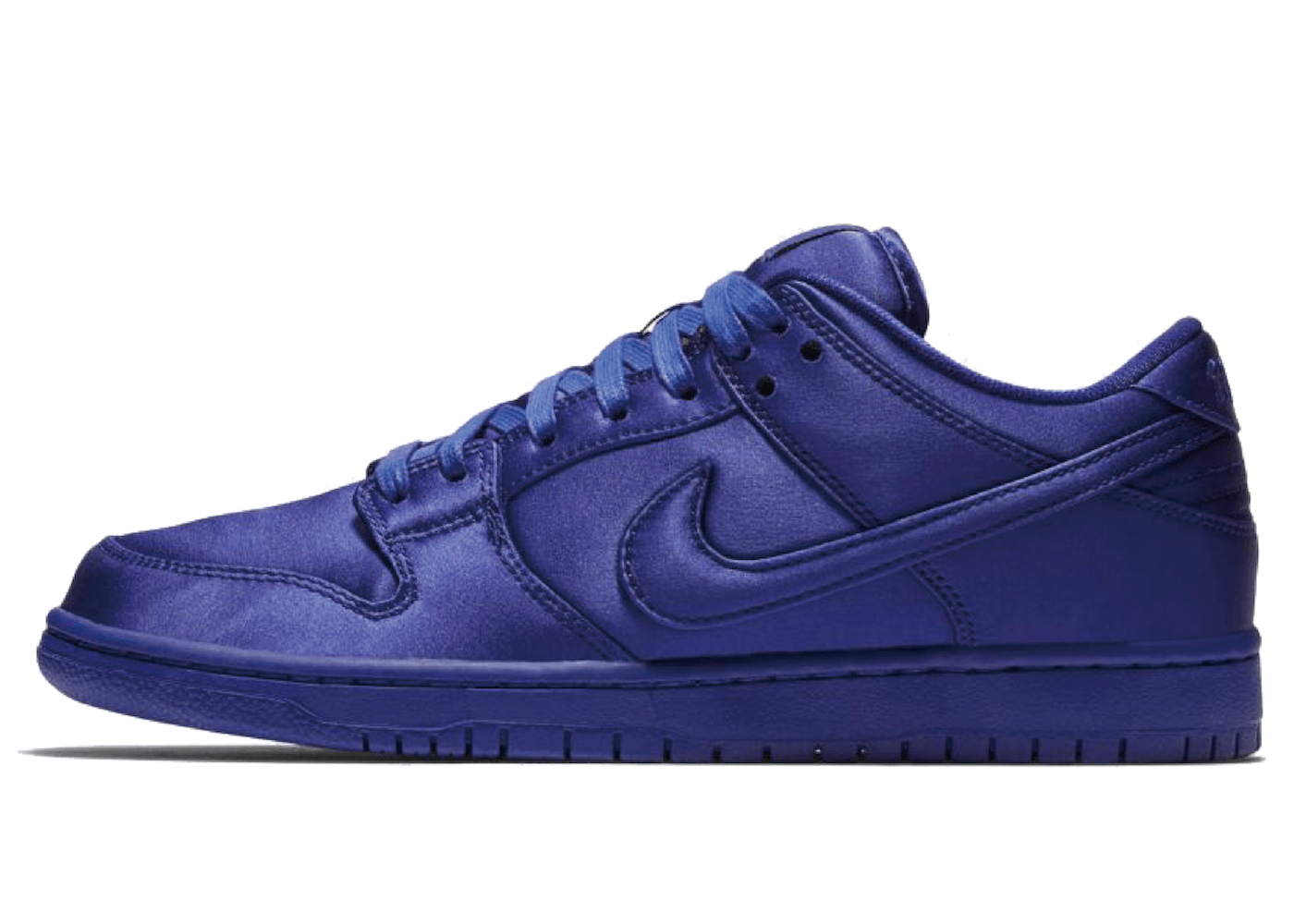 Nike SB Dunk Low NBA Deep Royal Blueの写真