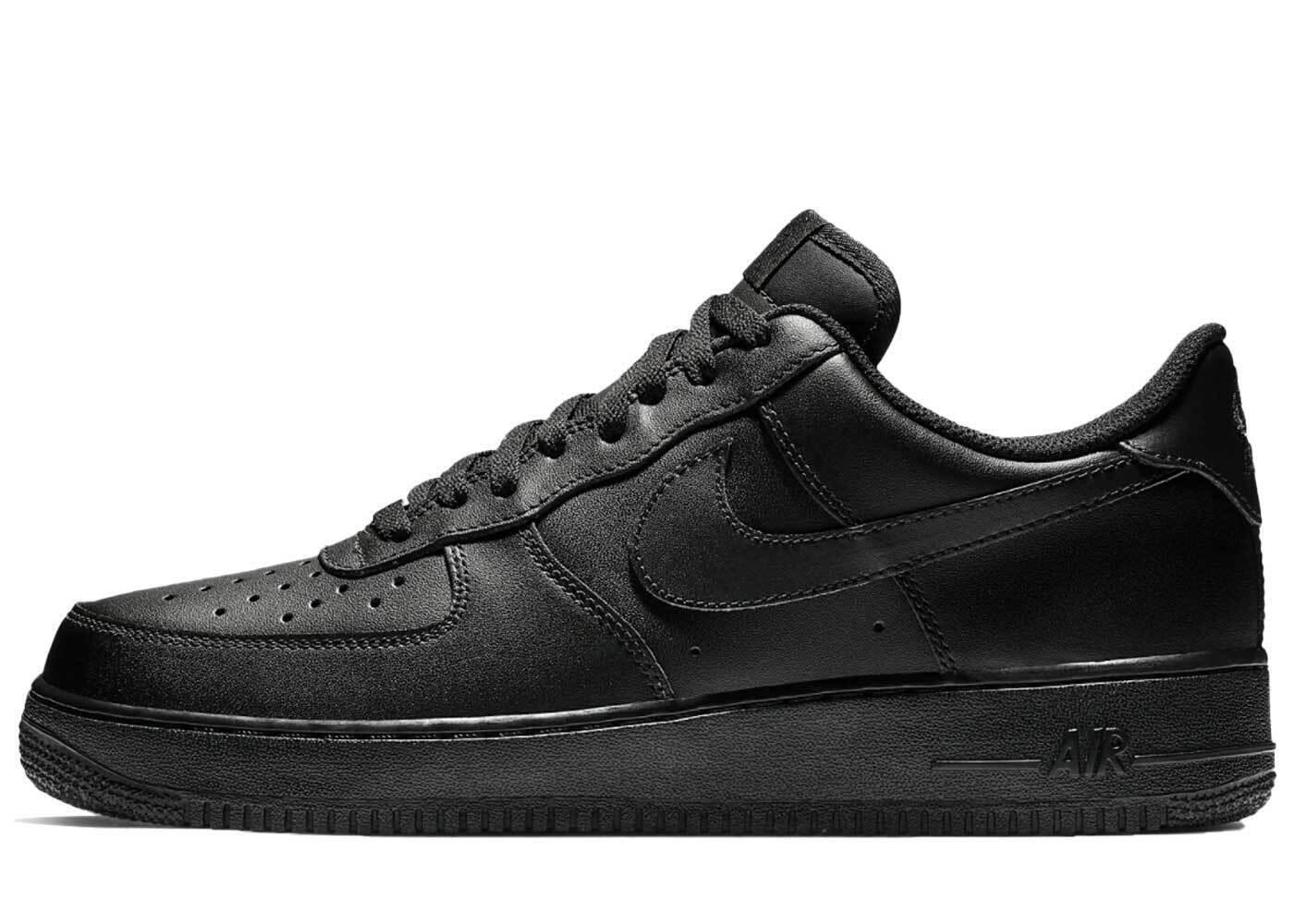 Nike Air Force 1 Low 07 Black (CW2288-001)の写真