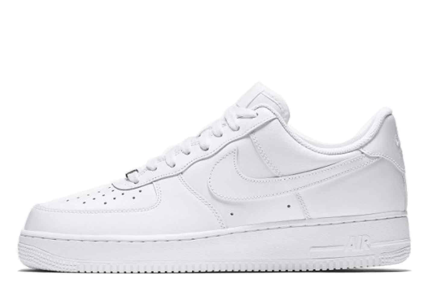 Nike Air Force 1 Low 07 White (CW2288-111)の写真