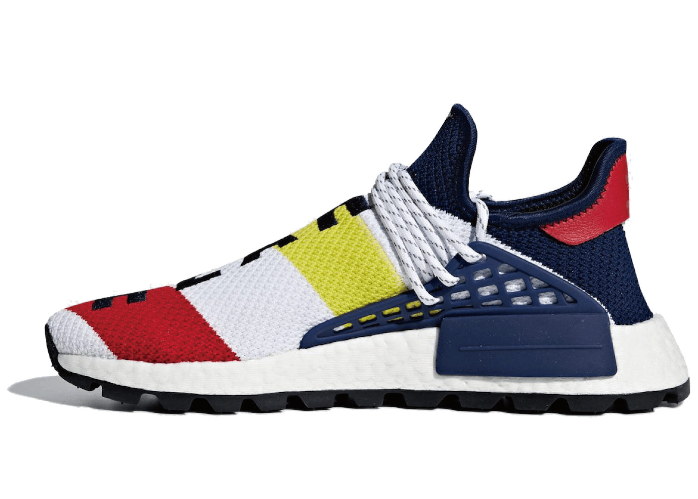Adidas NMD Hu Pharrell x Billionaire Boys Club Multi-Colorの写真