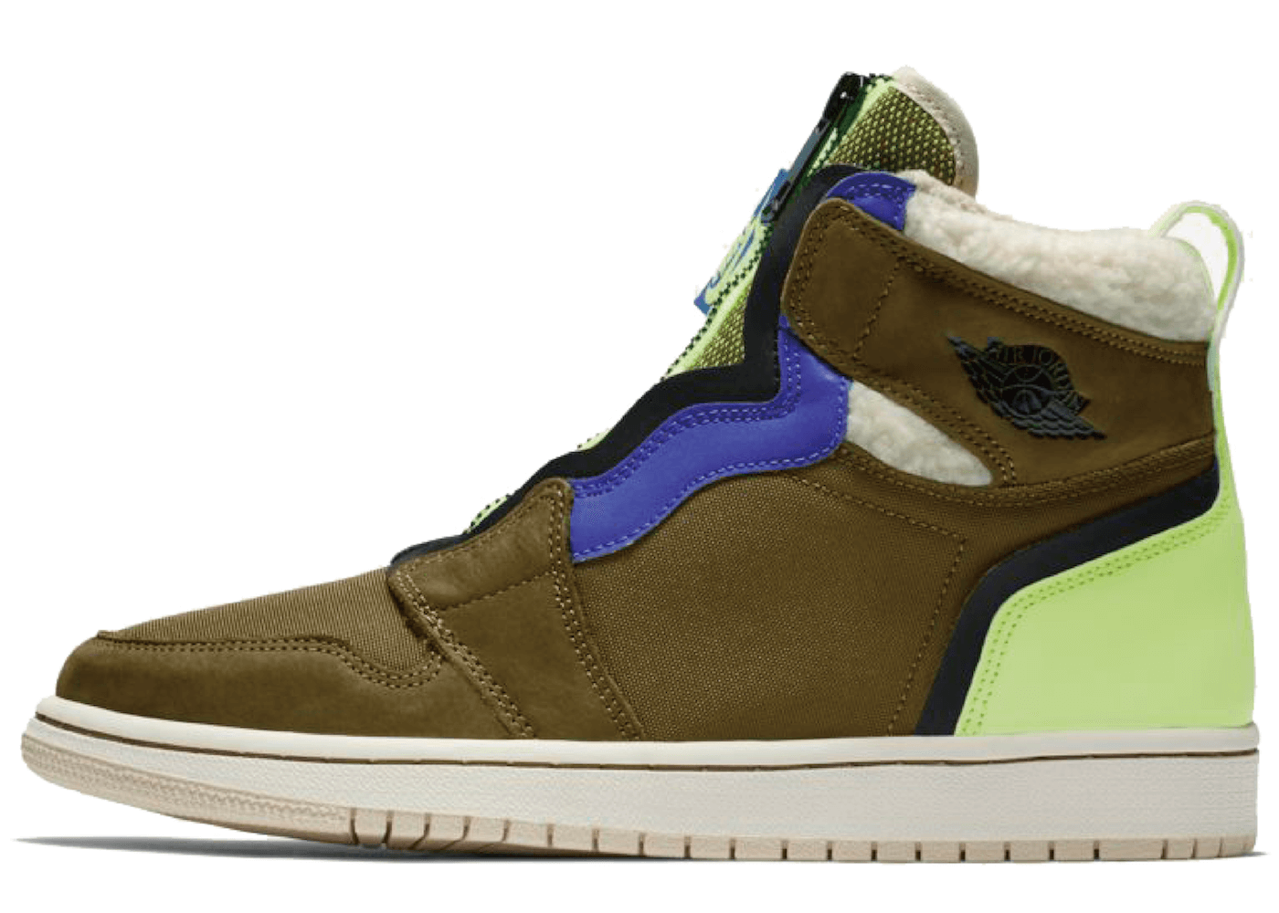 Nike Air Jordan 1 Retro High Zip Utility Pack (W)の写真