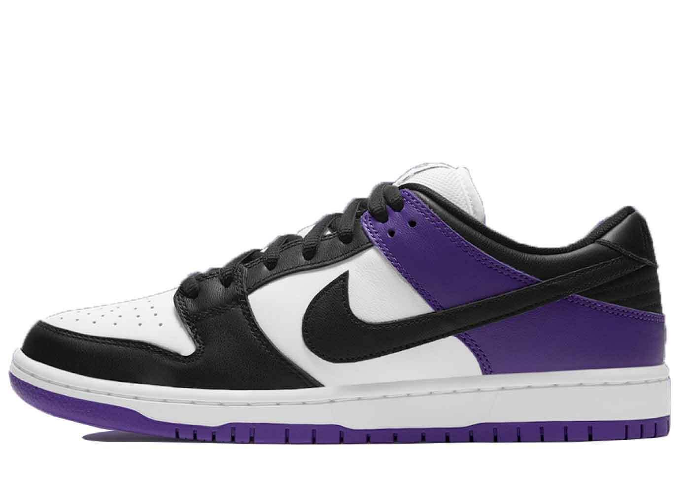 Nike SB Dunk Low Court Purpleの写真