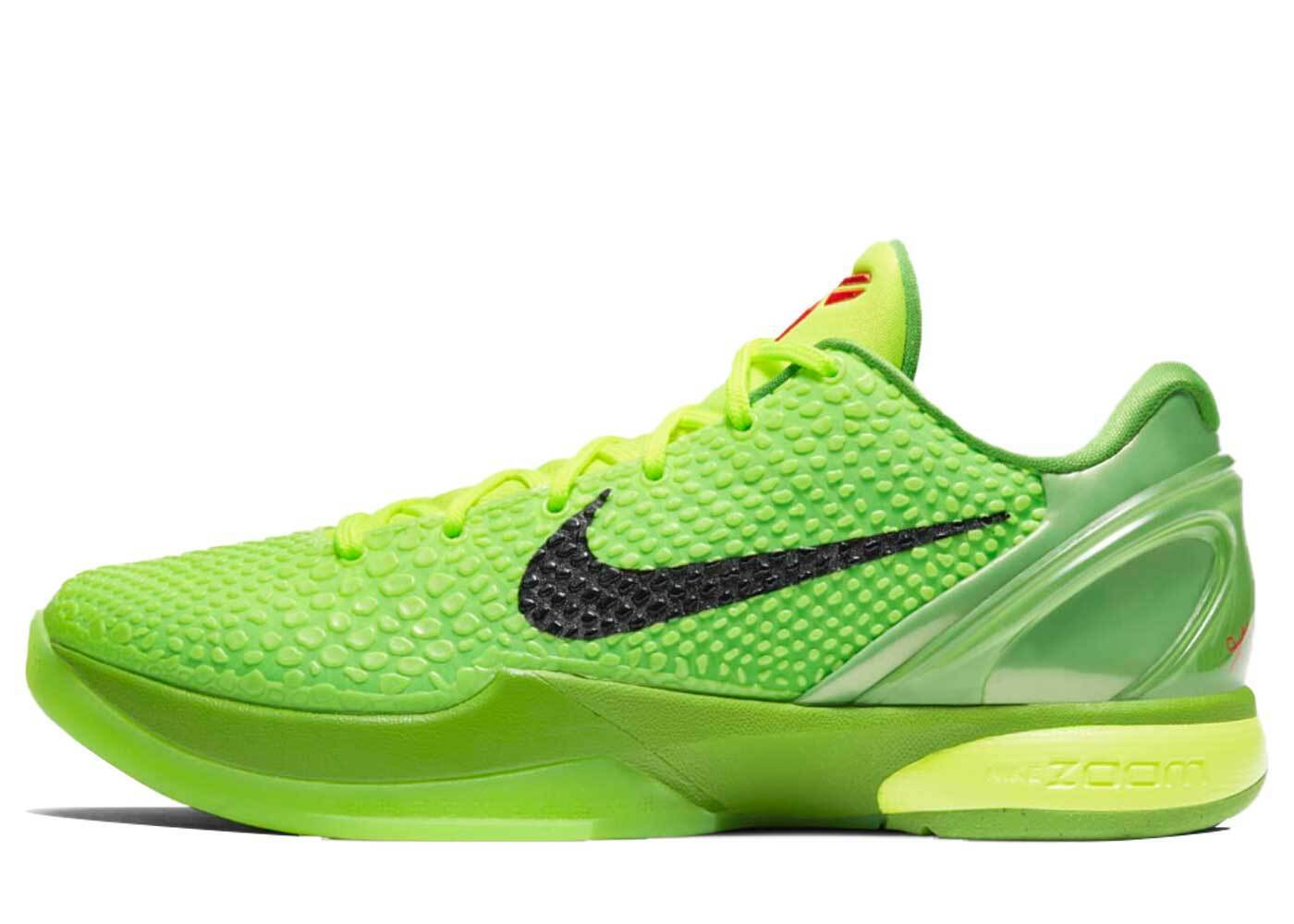 Nike Kobe 6 Protro Green Appleの写真
