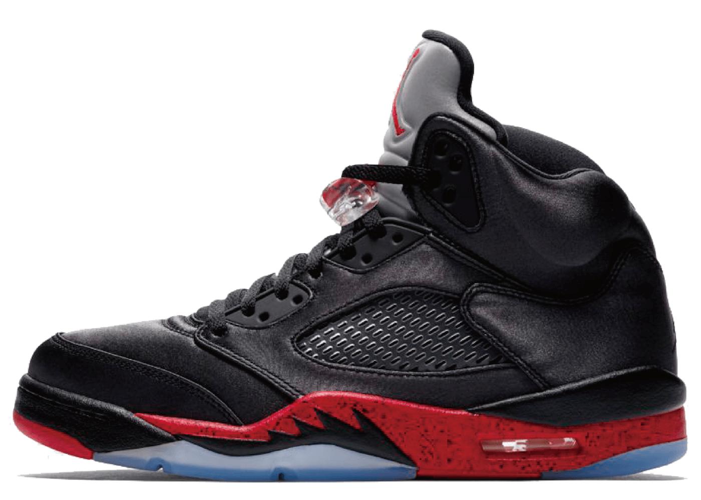 Nike Air Jordan 5 Retro Satin Bredの写真