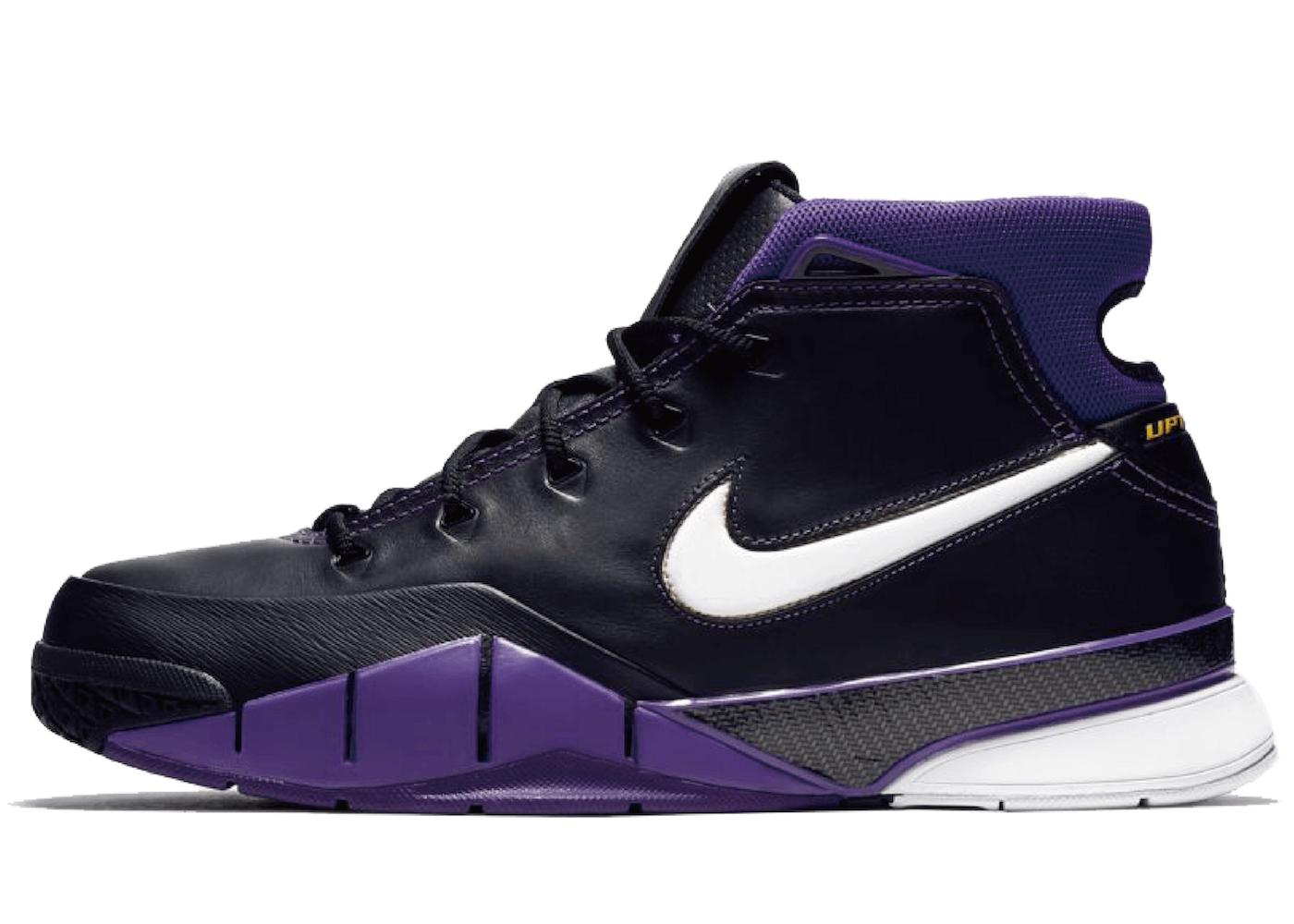 Nike Kobe 1 Protro Purple Reignの写真