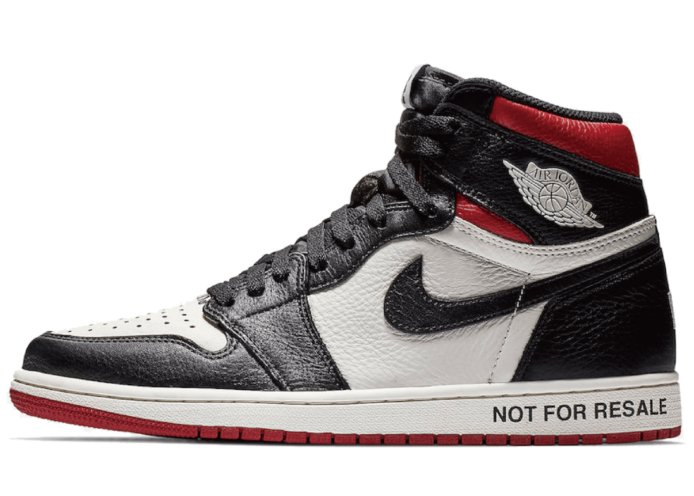 "Nike Air Jordan 1 Retro High ""Not for Resale"" Varsity Redの写真"