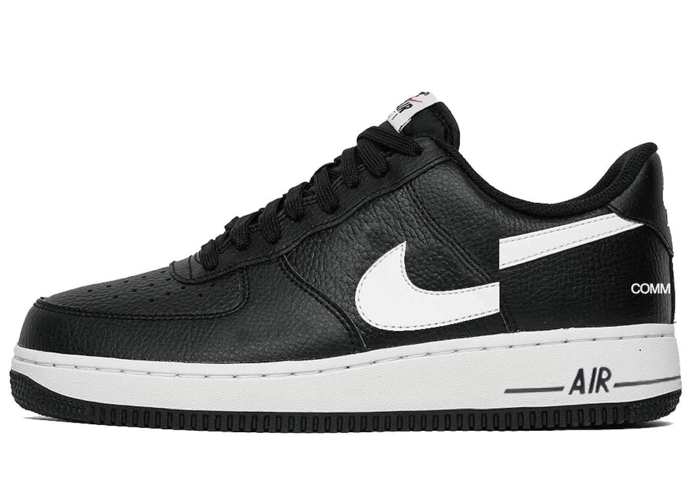 hot sales e59f9 babb4 Nike Air Force 1 Low Supreme x Comme des Garcons (2018)