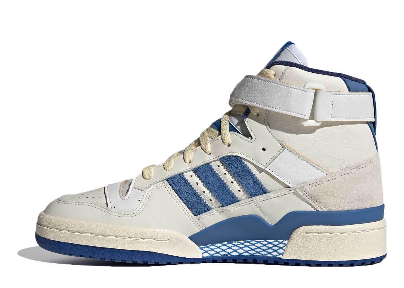 Adidas Forum 84 White Blueの写真