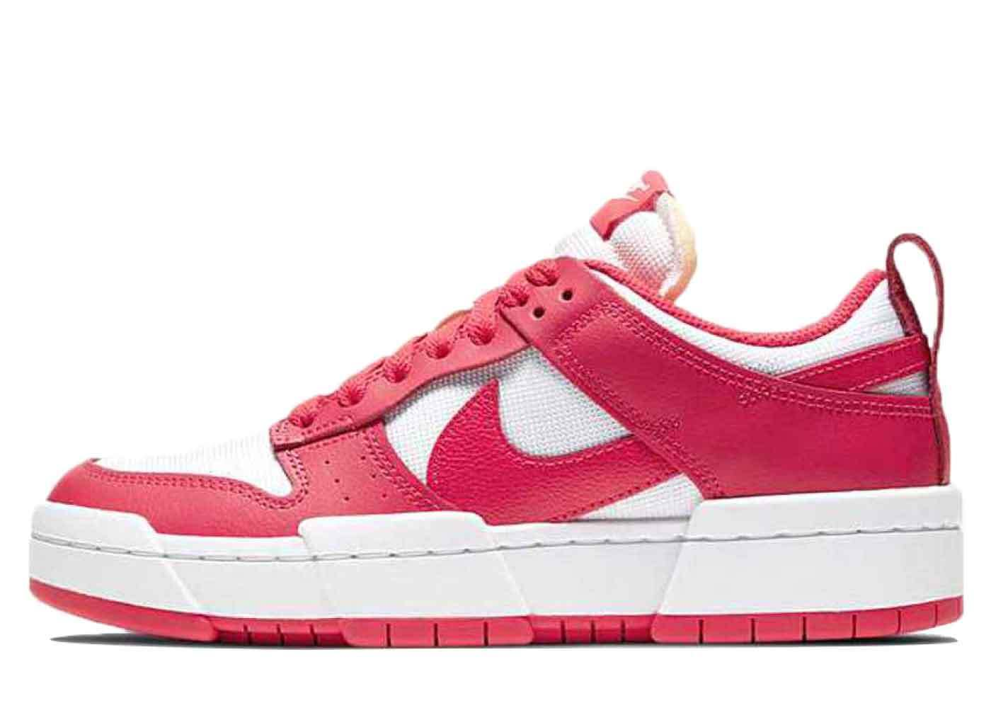 Nike Dunk Low Disrupt Siren Red Womensの写真