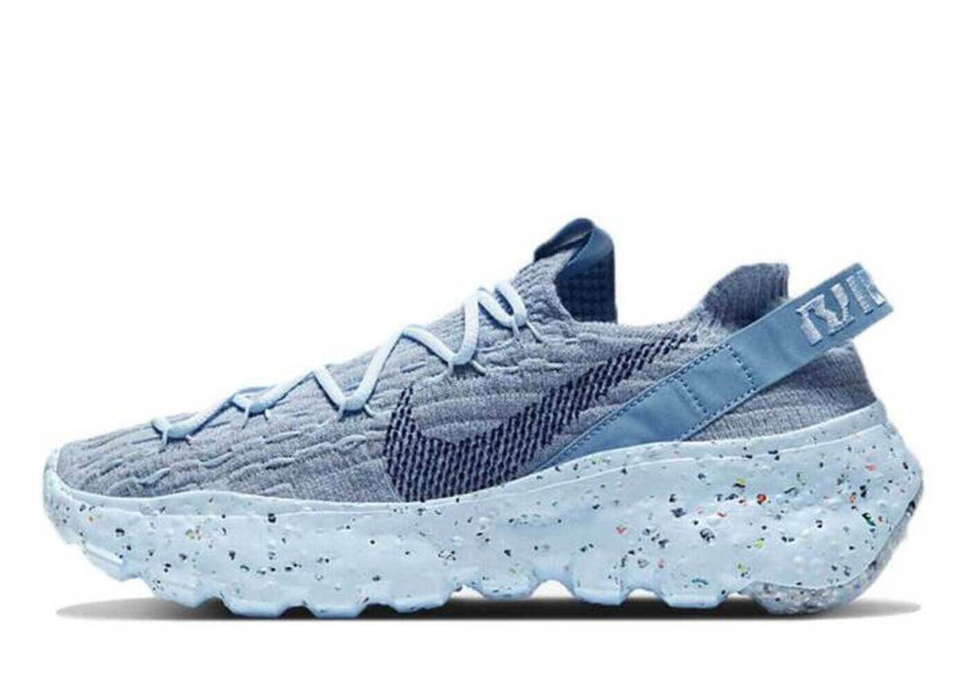 Nike Space Hippie 04 Womens Chambray Blueの写真