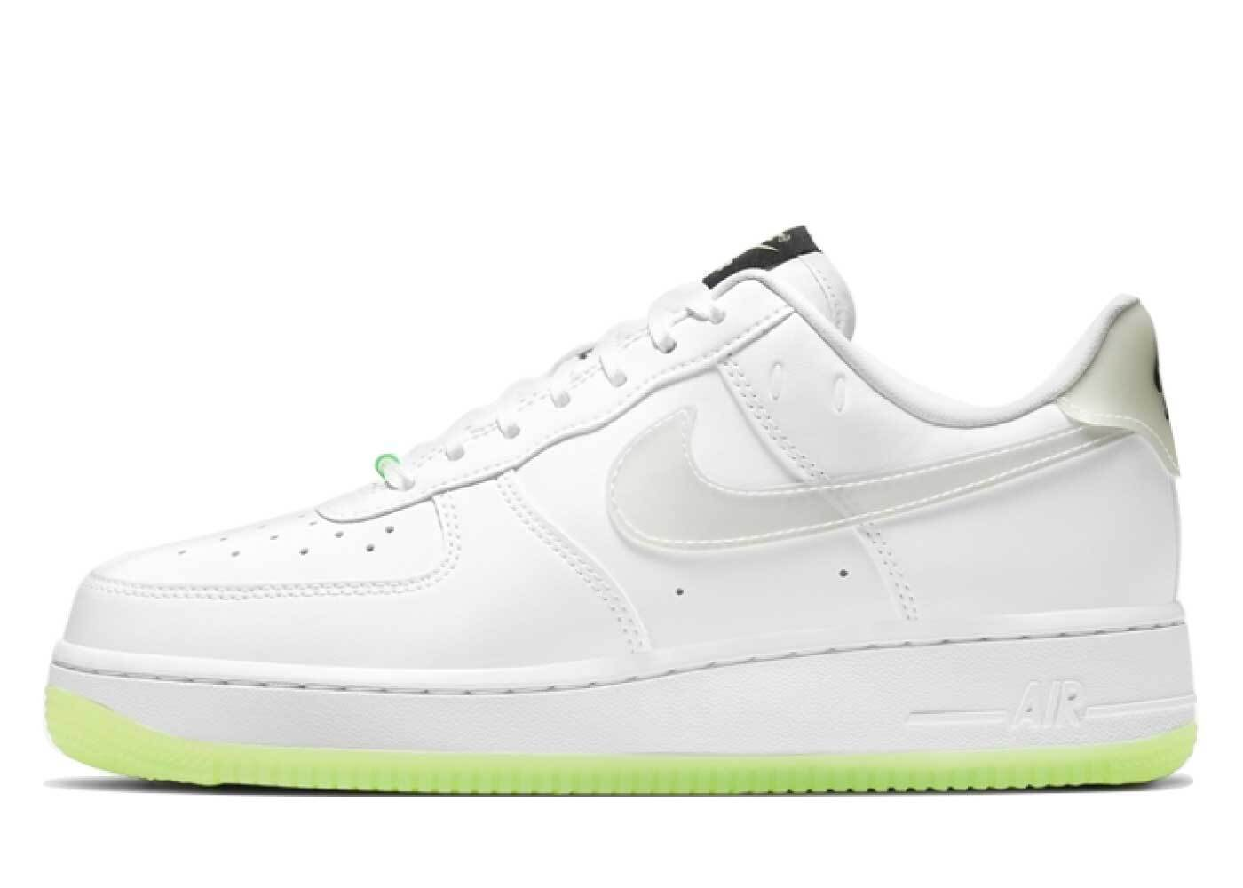 Nike Air Force 1 Low  LX  White Grow In The Dark Womensの写真