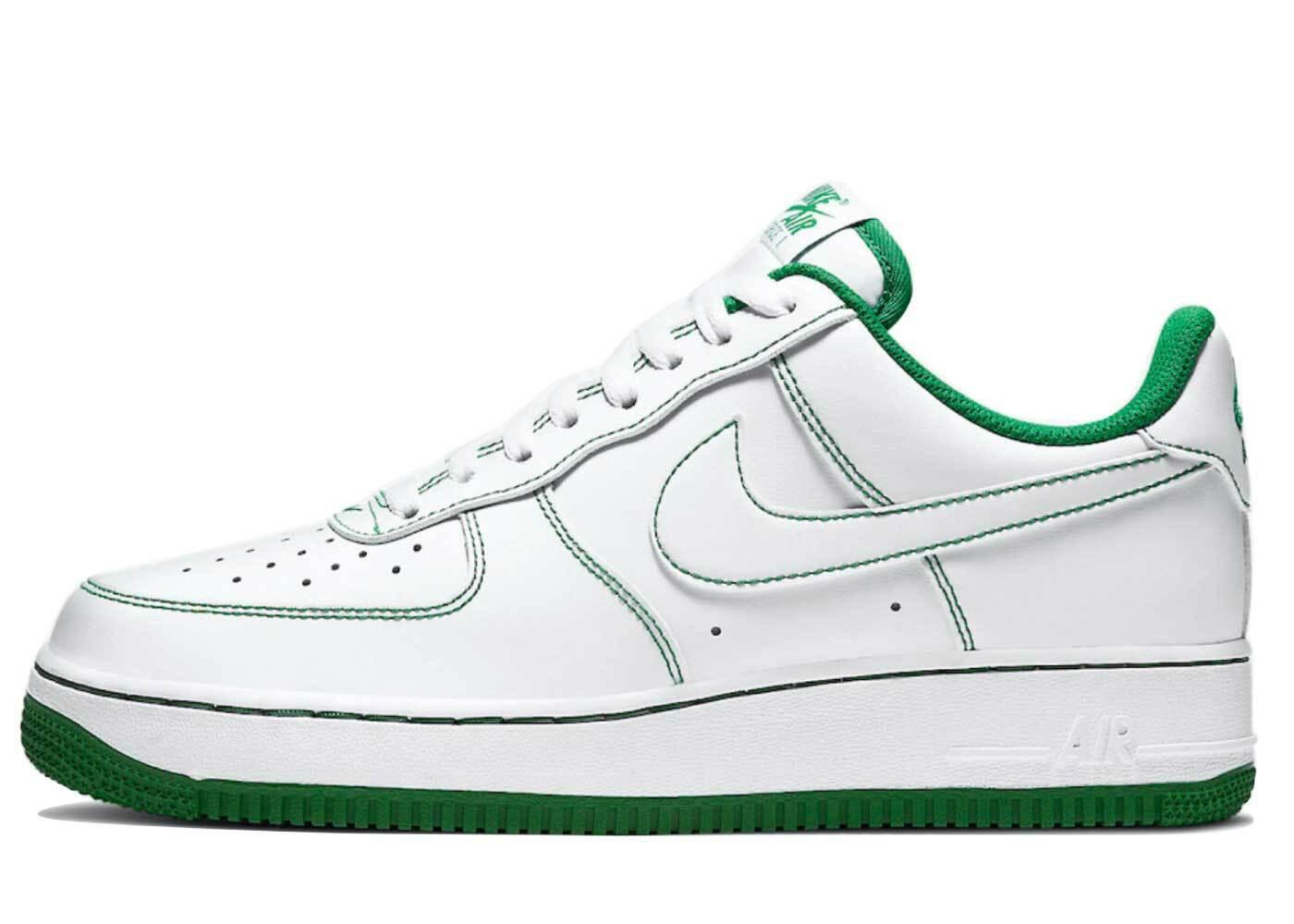 Nike Air Force 1 07 Low White Pine Greenの写真