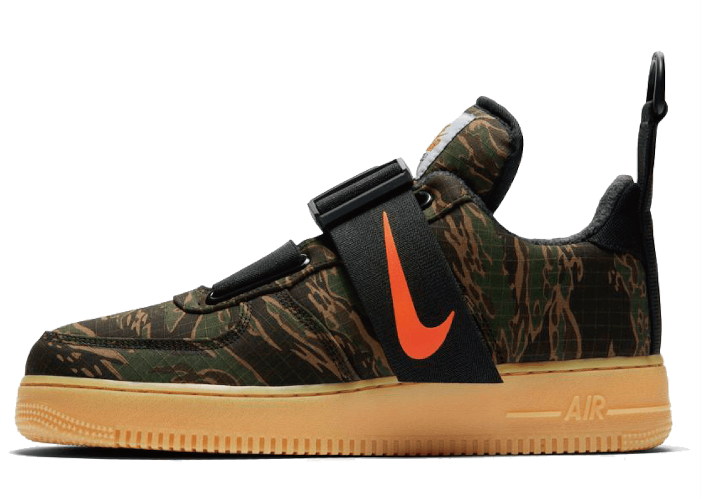 Nike Air Force 1 Low Utility Carhartt WIP Camoの写真