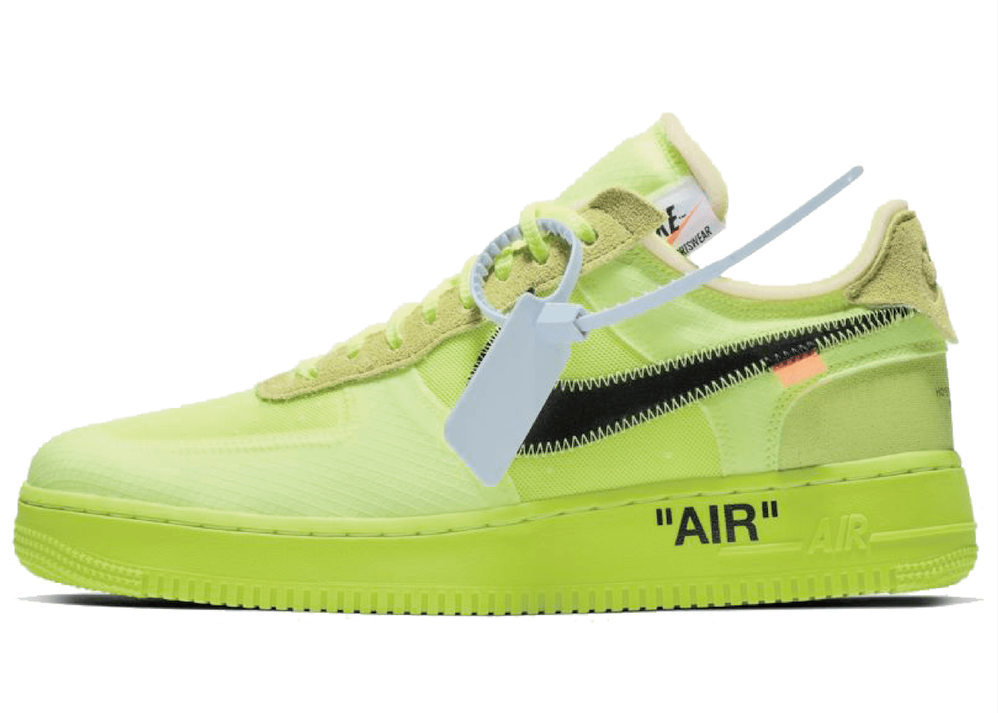 Off-White × Nike The 10 Air Force 1 Low  Voltの写真