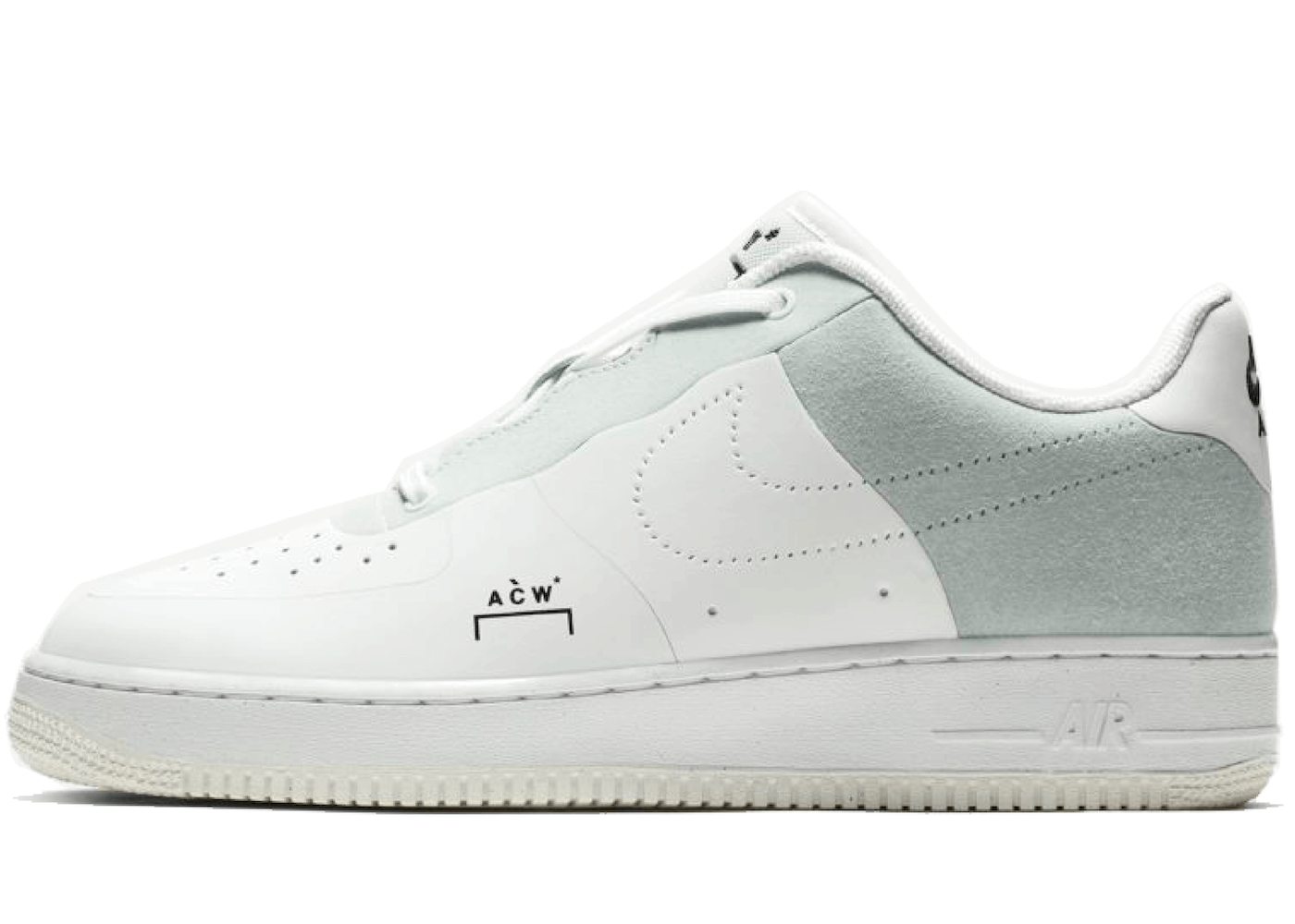 Nike Air Force 1 Low A Cold Wall Whiteの写真