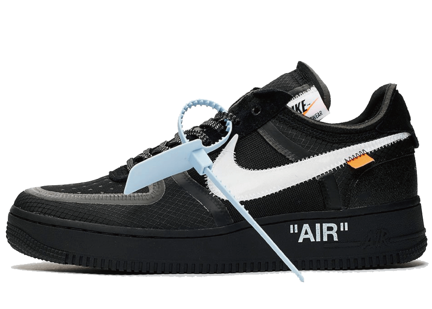 Nike Air Force 1 Low Off-White Black Whiteの写真