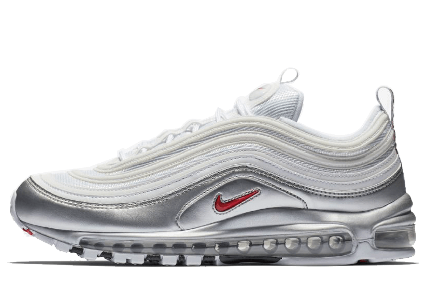 Nike Air Max 97 'Metallic Silver & Whiteの写真