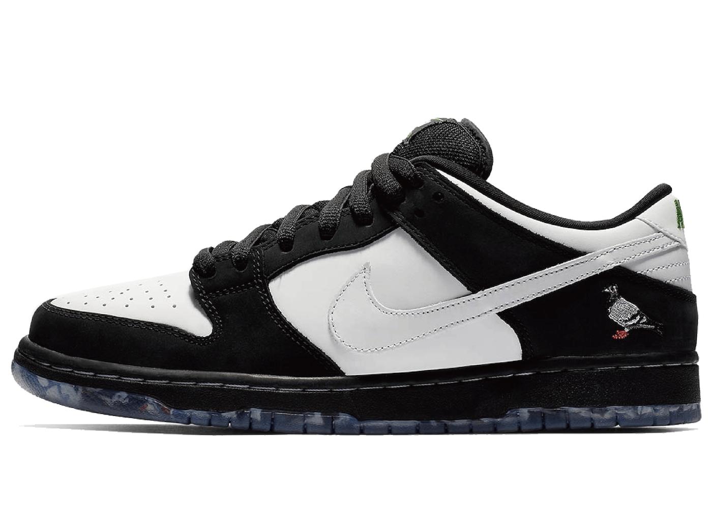 "Staple x Nike SB Dunk Low ""Panda Pigeon""の写真"