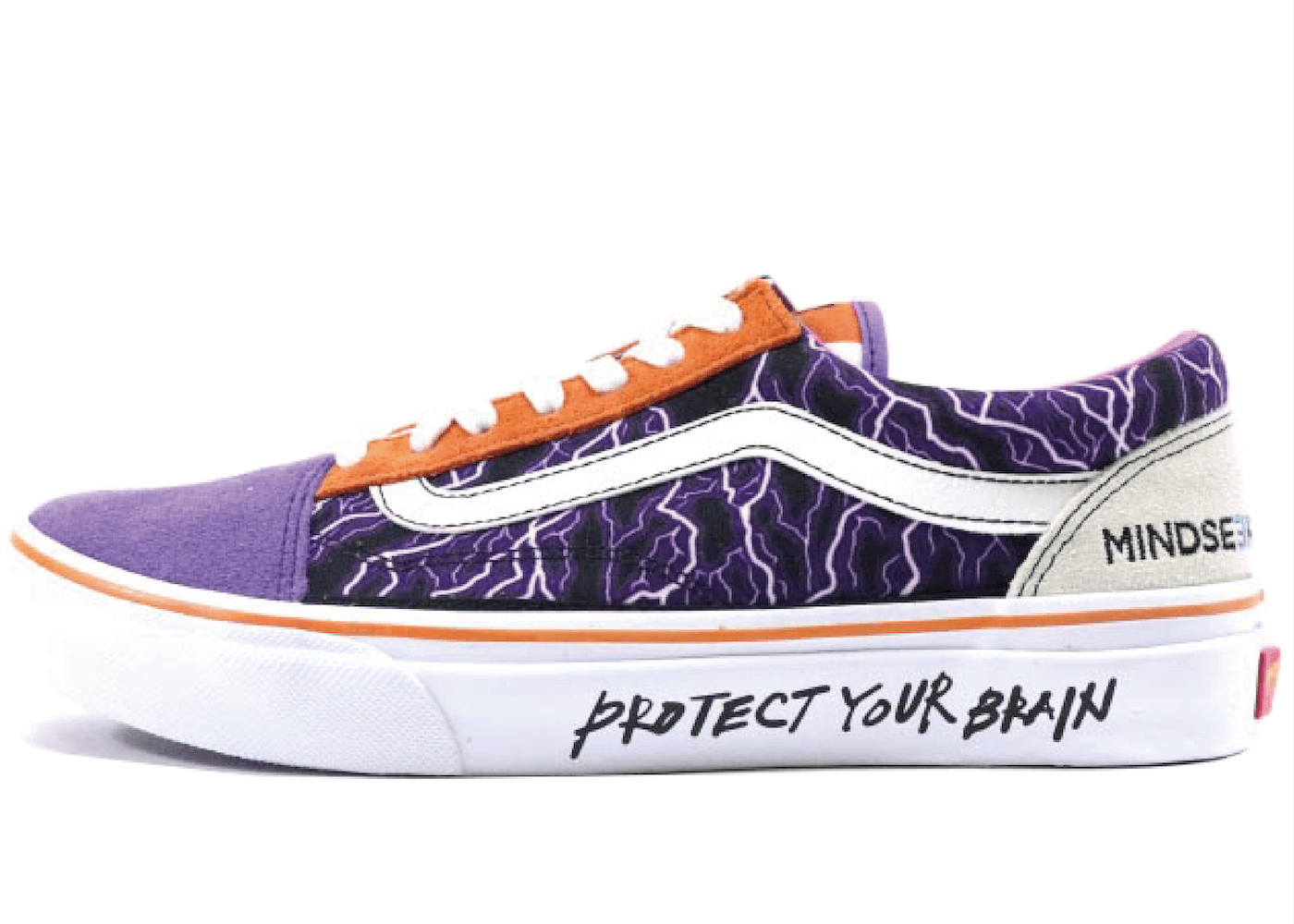 Mindseekers x Old Skool 'Purple Lightning'の写真