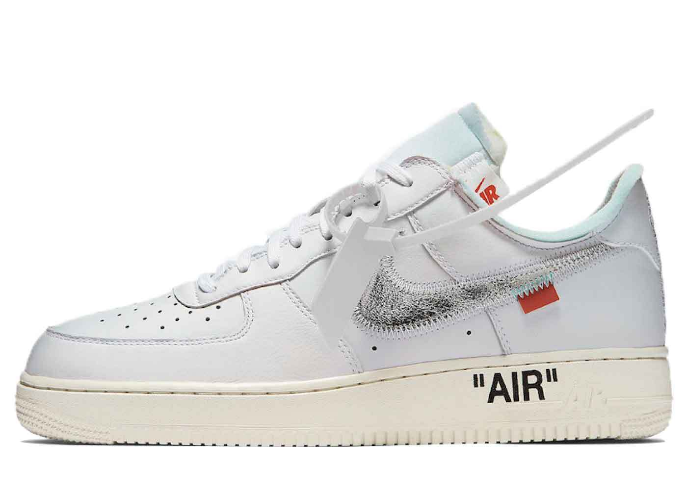 """Off-White × Nike Air Force 1 Low """"ComplexCon""""の写真"""