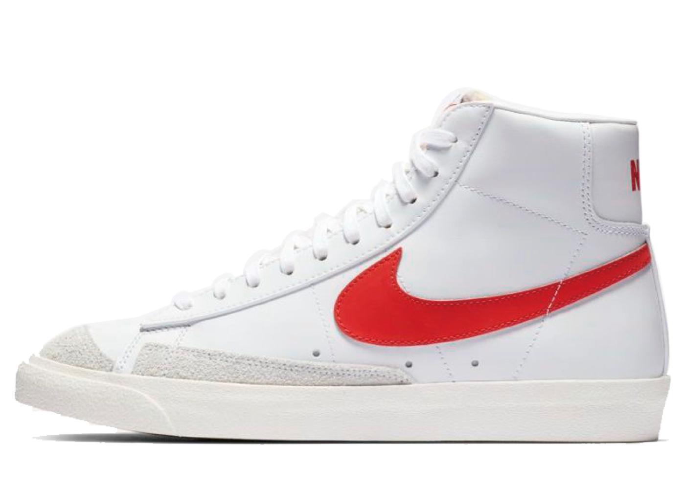 Nike Blazer Mid Vintage '77 Habanero Redの写真