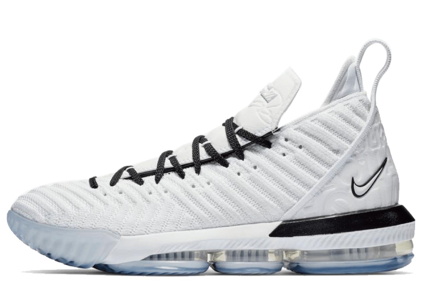 Nike LeBron 16 Equality White/Black (2019)の写真