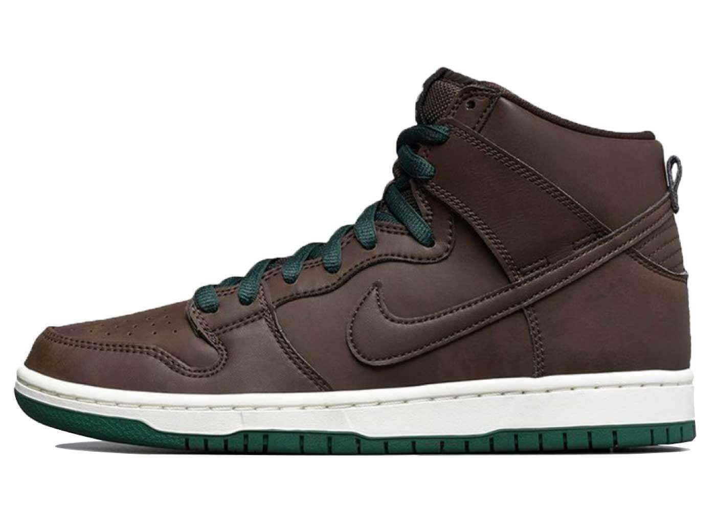 Nike SB Dunk High Pro Baroque Brownの写真