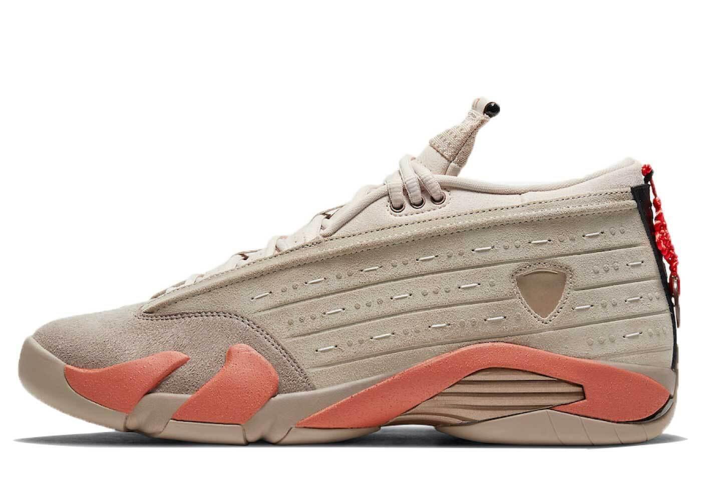 Clot × Nike Air Jordan 14 Low Stoneの写真