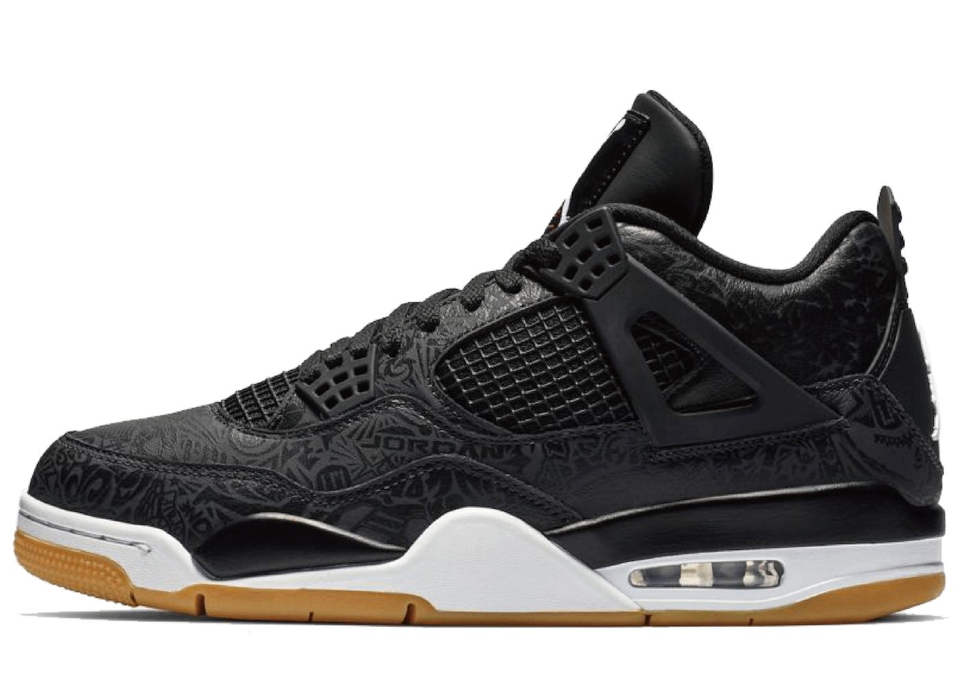 Nike Air Jordan 4 30th Anniversary Black Gumの写真