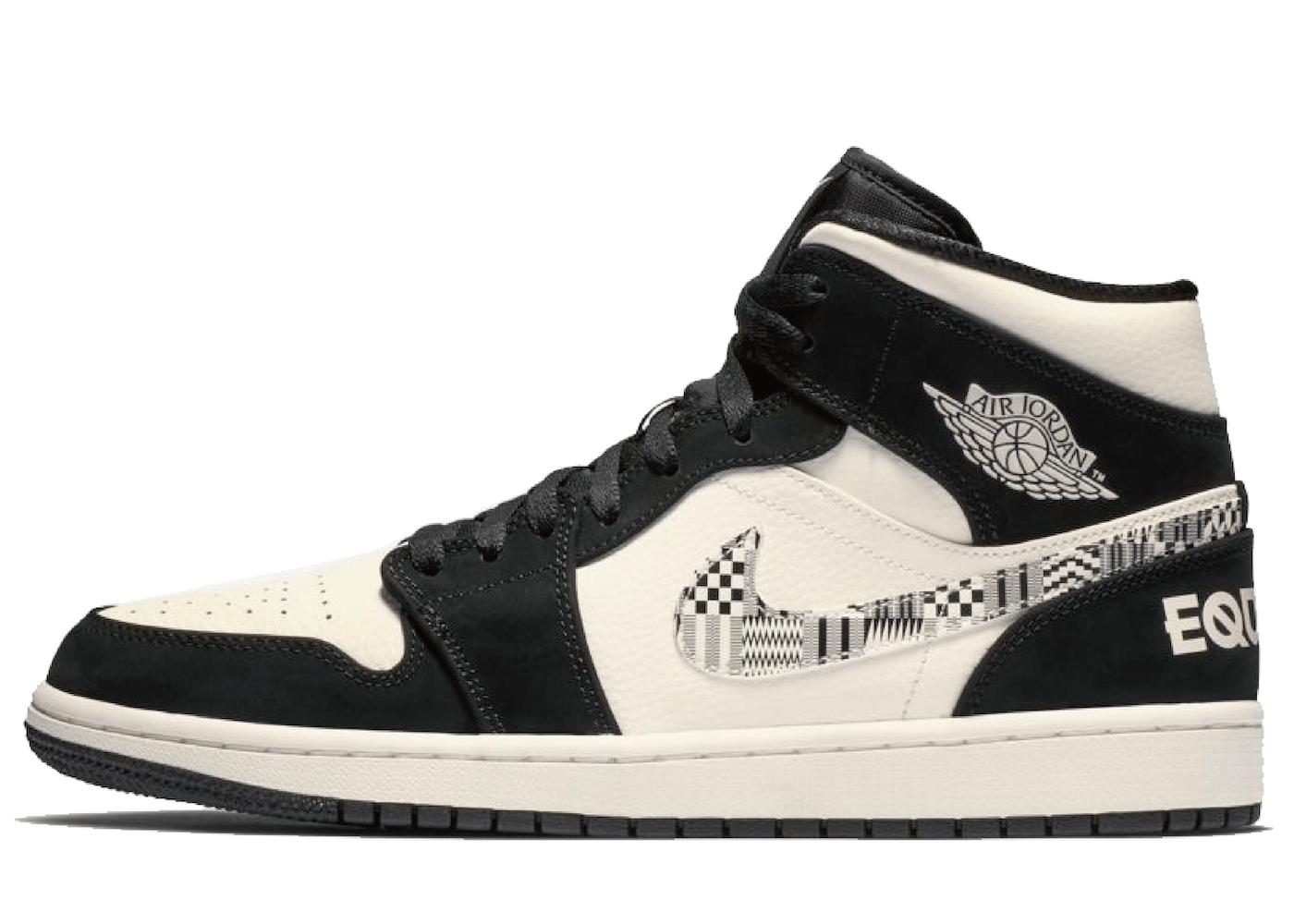 Nike Air Jordan 1 Mid Equality (2019)の写真
