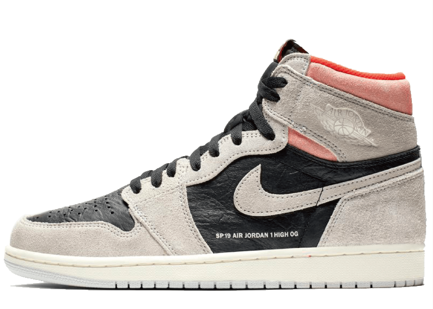 "Nike Air Jordan 1 Retro High OG ""Neutral Grey""の写真"
