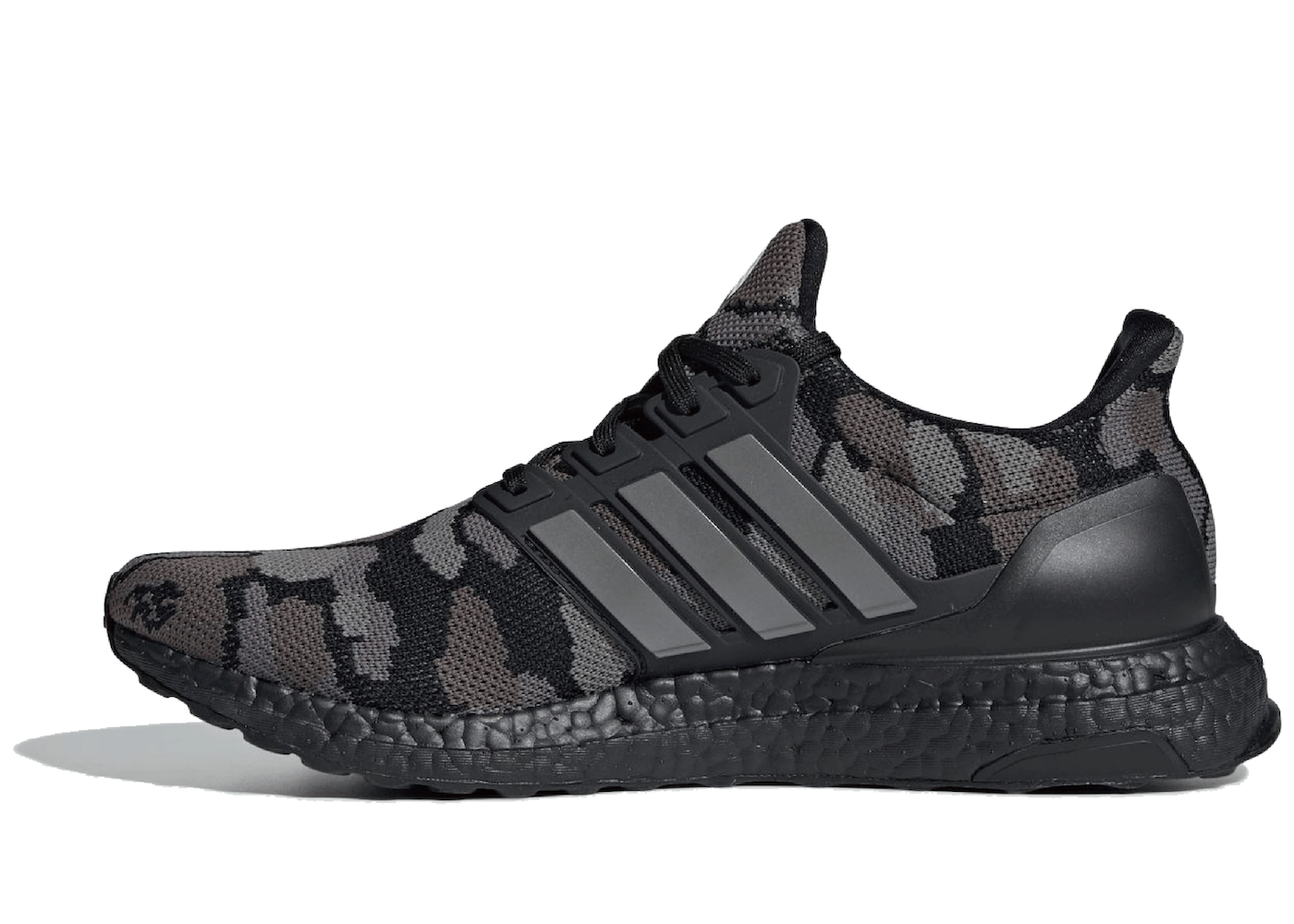 Adidas Ultra Boost 4.0 Bape Camo Blackの写真
