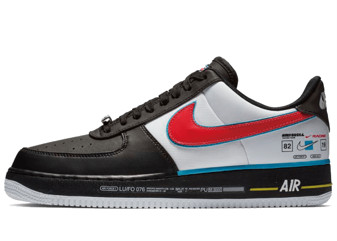 Nike Air Force 1 Motor Sportsの写真
