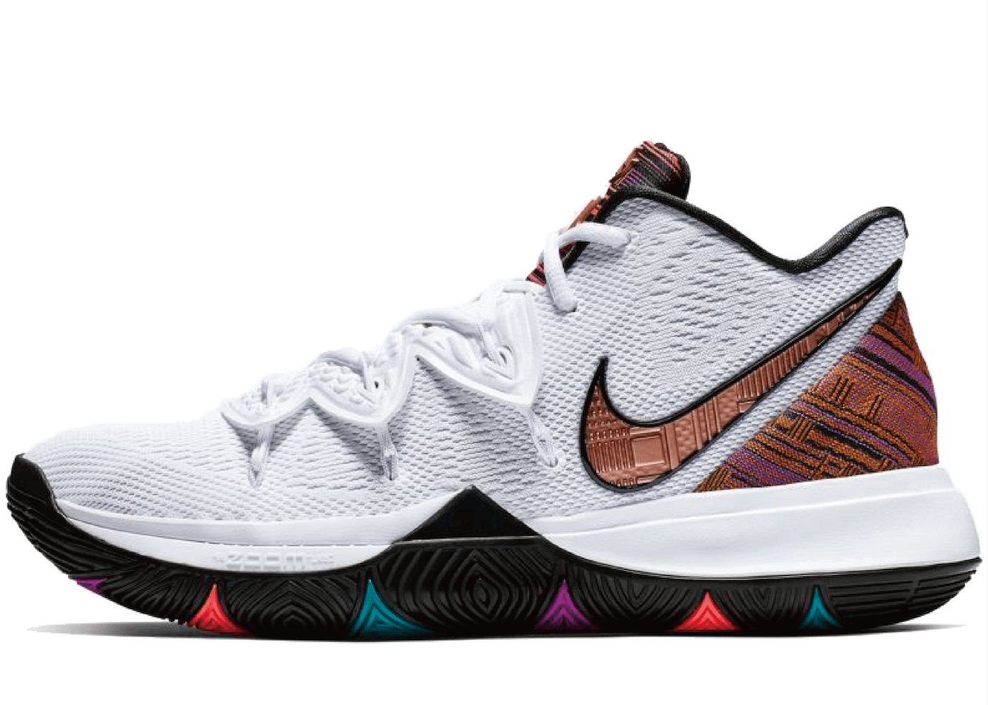 Nike Kyrie 5 BHM (2019)の写真