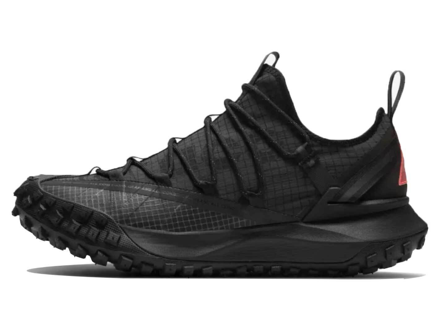 Nike Acg Mountain Fly Low Anthraciteの写真