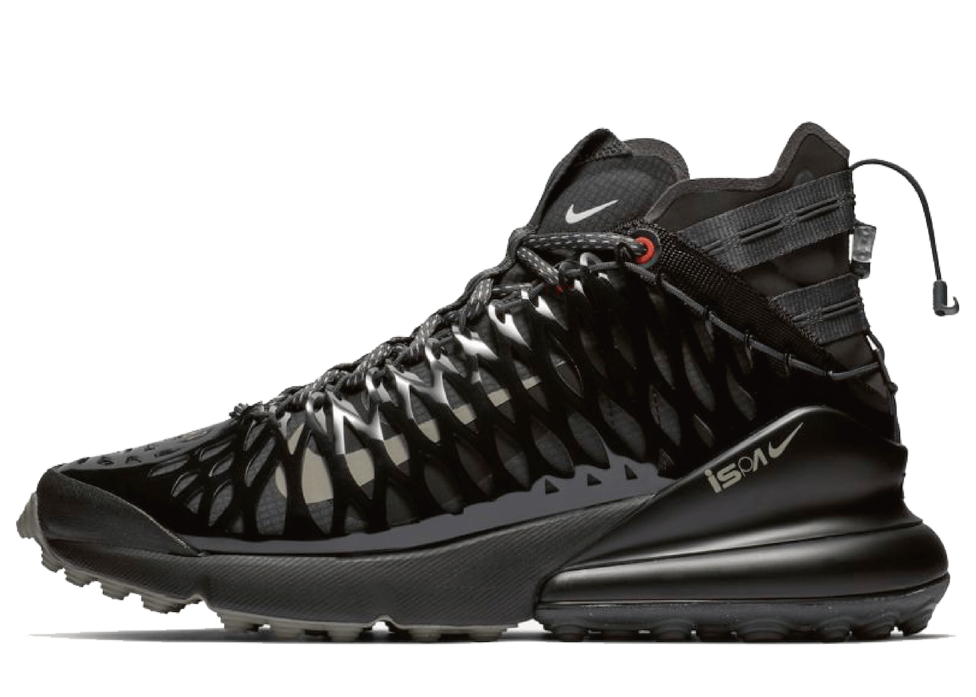 Nike Air Max 270 ISPA Black Anthraciteの写真