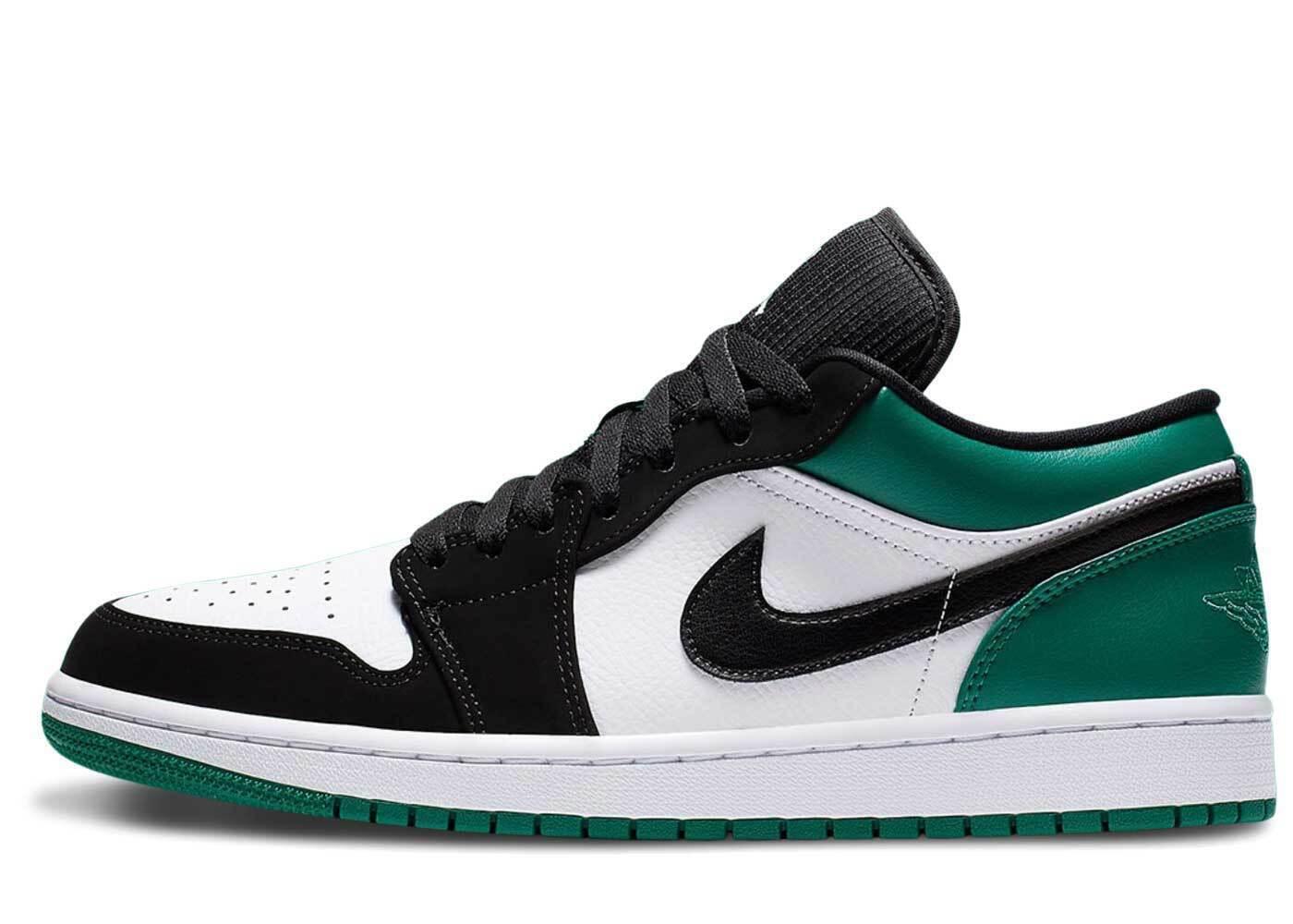 Nike Air Jordan 1 Low Mystic Greenの写真